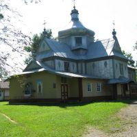 Стара церква в Делятині, Делятин