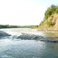 ріка Прут, Делятин