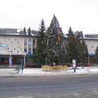 Різдво в Делятині_Christmas in Delyatyn, Делятин