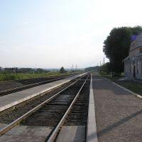 ЖД вокзал  (add by look), Жовтень