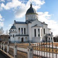 Собор Святого Михаїла, Заболотов