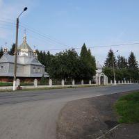 Церковь, Заболотов
