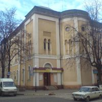 Synagogue, Ивано-Франковск