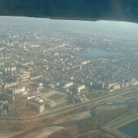 Over Ivano-Frankivsk, Ивано-Франковск
