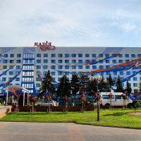 Готель Надія, Hotel Nadiya, Ивано-Франковск
