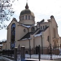 New church was build in the 2010, Ивано-Франковск