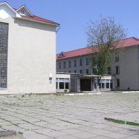 Третя школа, Калуш