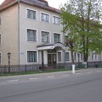 Готель Меркурій, Калуш