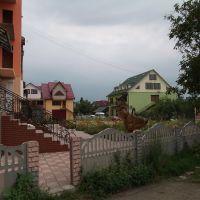 Kosiv, Ukraine, Aug 2010, Косов