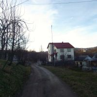 Kosiv, Ukraine, Nov 2010, Косов