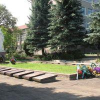 Могили воїнів ІІ світової, Косов