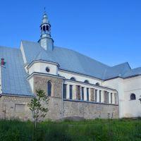 Костел Успення Пресвятої Богородиці, Надворная