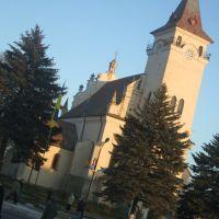 Mykojivskii_kostol_1, Рогатин