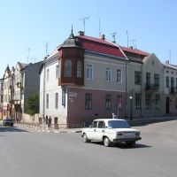 Main Square, Рогатин