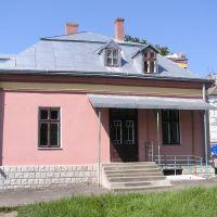 Music School, Рогатин