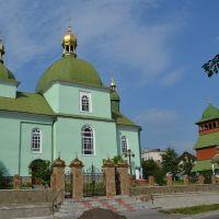 Деревянная церковь, г.Рогатын, Рогатин