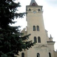 Костел св. Миколая (Рогатин)  XV—XVII ст., Рогатин