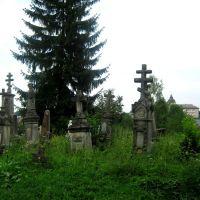 Цвинтар (Рогатин), Рогатин