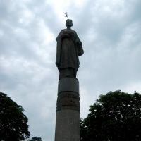 Памятник Роксолані - Насті Лісовській, уродженці Рогатина., Рогатин