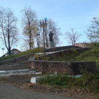 памятник Шеві, Рожнятов
