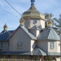 Храм Божий, Рожнятов