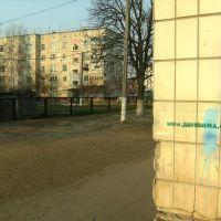 центер, дитячий, садок, вид на будинок, Барышевка