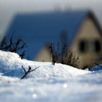 winter, Барышевка