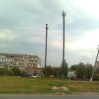 Трубы, Барышевка