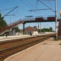 Станция Барышивка, Барышевка