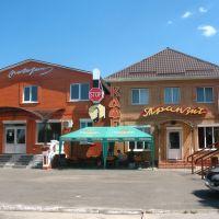 Вокзал Барышивка, Барышевка
