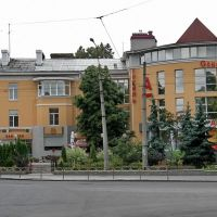 на Соборнй площади, Белая Церковь