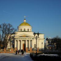 Преображенский собор, Белая Церковь