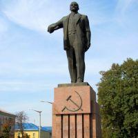 В.И. Ленин-вечно живой.г. Белая Церковь., Белая Церковь
