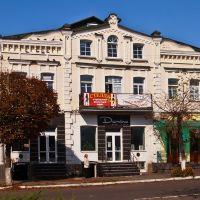 Жилой дом с магазином, 1900 г., Белая Церковь