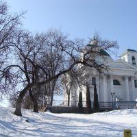 Белая Церковь. Костел Иоанна Крестителя. 1812-13гг, Белая Церковь