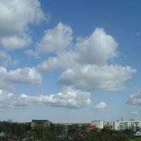 Весна в небесах..., Березань