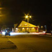 Нічний центр міста, Березань