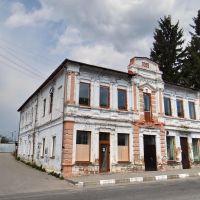 Богуслав - старий будиночок, Bohuslav - old house, 1889, Богуслав