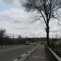 дорога через міст, Богуслав