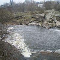 Ros River.  Річка Рось., Богуслав