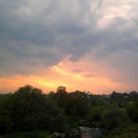 Богуслав перед дощем., Богуслав