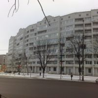 new buildings view, Борисполь