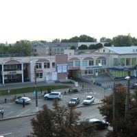 Центр, Борисполь