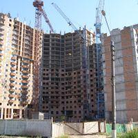 Недостроенный жилищный комплекс, Борисполь