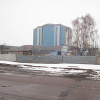 Контраст Борисполя, Борисполь