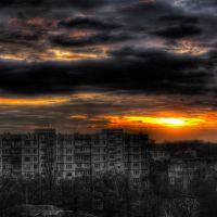 dawn, Борисполь