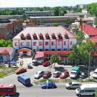 """Торгово-офісний центр """"Вулик"""" 2010, Борисполь"""