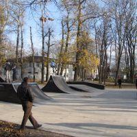 Велотрек, Борисполь