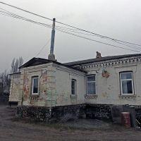 дворовой фасад (н.20в), Боровая