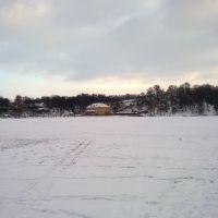 Озеро в п.Боровая, Боровая